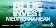 Blue Invest in the Mediterranean 2019 - Κεντρική Εικόνα