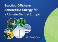 Boosting Offshore Renewable Energy for a Climate Neutral Europe - Κεντρική Εικόνα