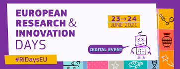European Research and Innovation Days 2021 - Κεντρική Εικόνα