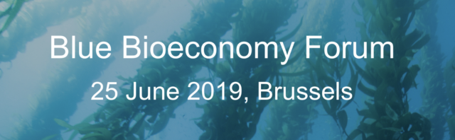 Launch of public consultation on the roadmap for a Blue Bioeconomy - Κεντρική Εικόνα