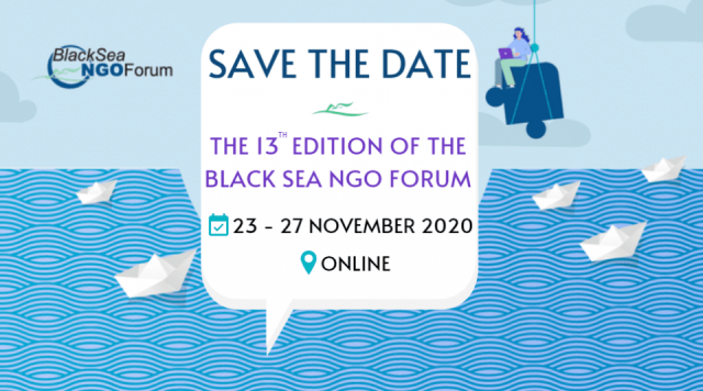 Black Sea NGO Forum: Advancing Civil Society Cooperation in the Black Sea Region in Times of Uncertainty - Κεντρική Εικόνα
