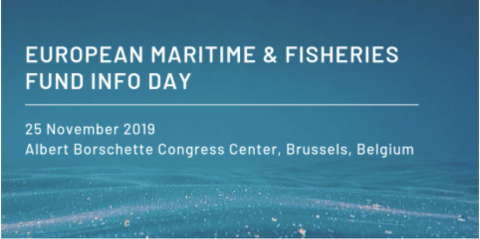 European Maritime & Fisheries Fund Info Day - Κεντρική Εικόνα