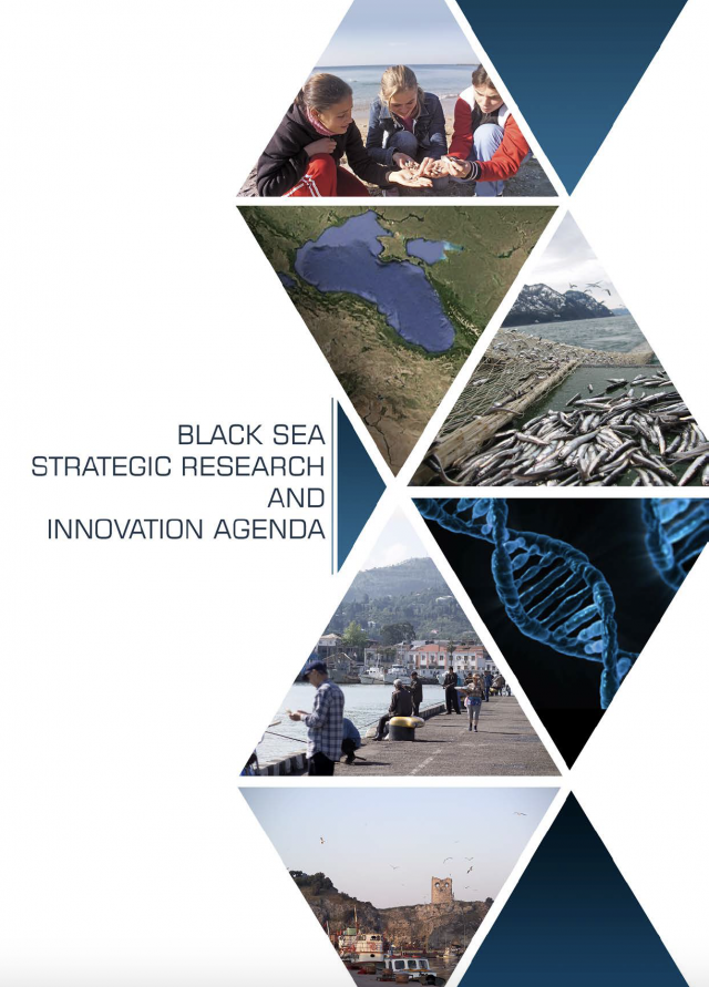Launch of the science agenda for sustainable blue growth in Black Sea countries - Κεντρική Εικόνα