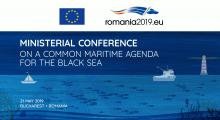 Common Maritime Agenda for the Black Sea endorsed at Bucharest Ministerial Conference - Κεντρική Εικόνα